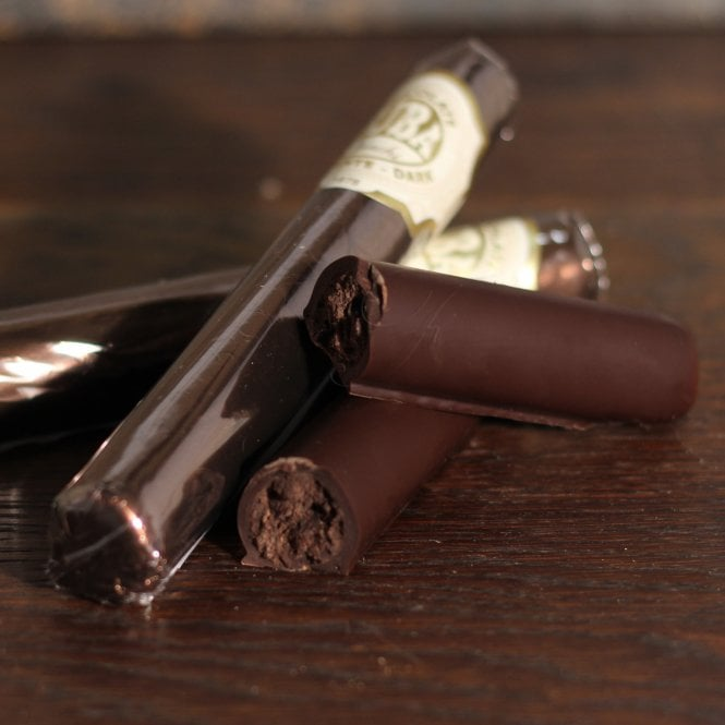 Aromatic Dark Chocolate Cigar