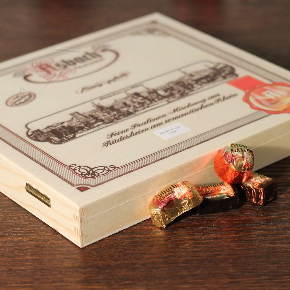 Asbach Asbach Chocolate Liqueur Crate 400g