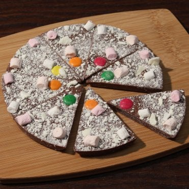 Belgian Chocolate Sweetie Pizza 7