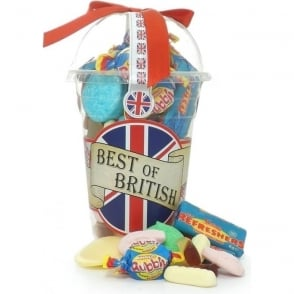 Best of British Sweet Cup