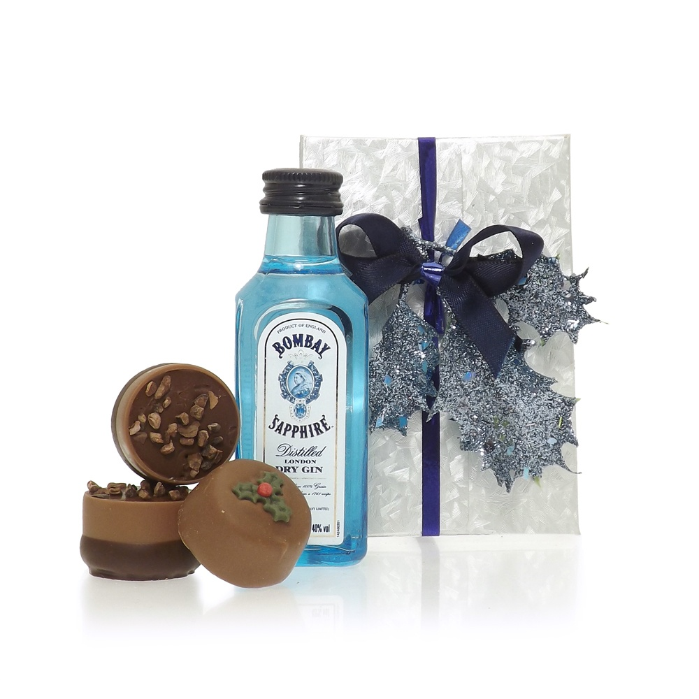 Buy Bombay Sapphire Christmas Gift Box