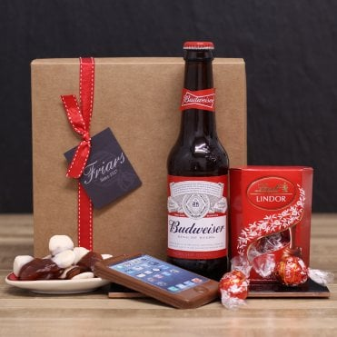 Budweiser Hamper Gift Box