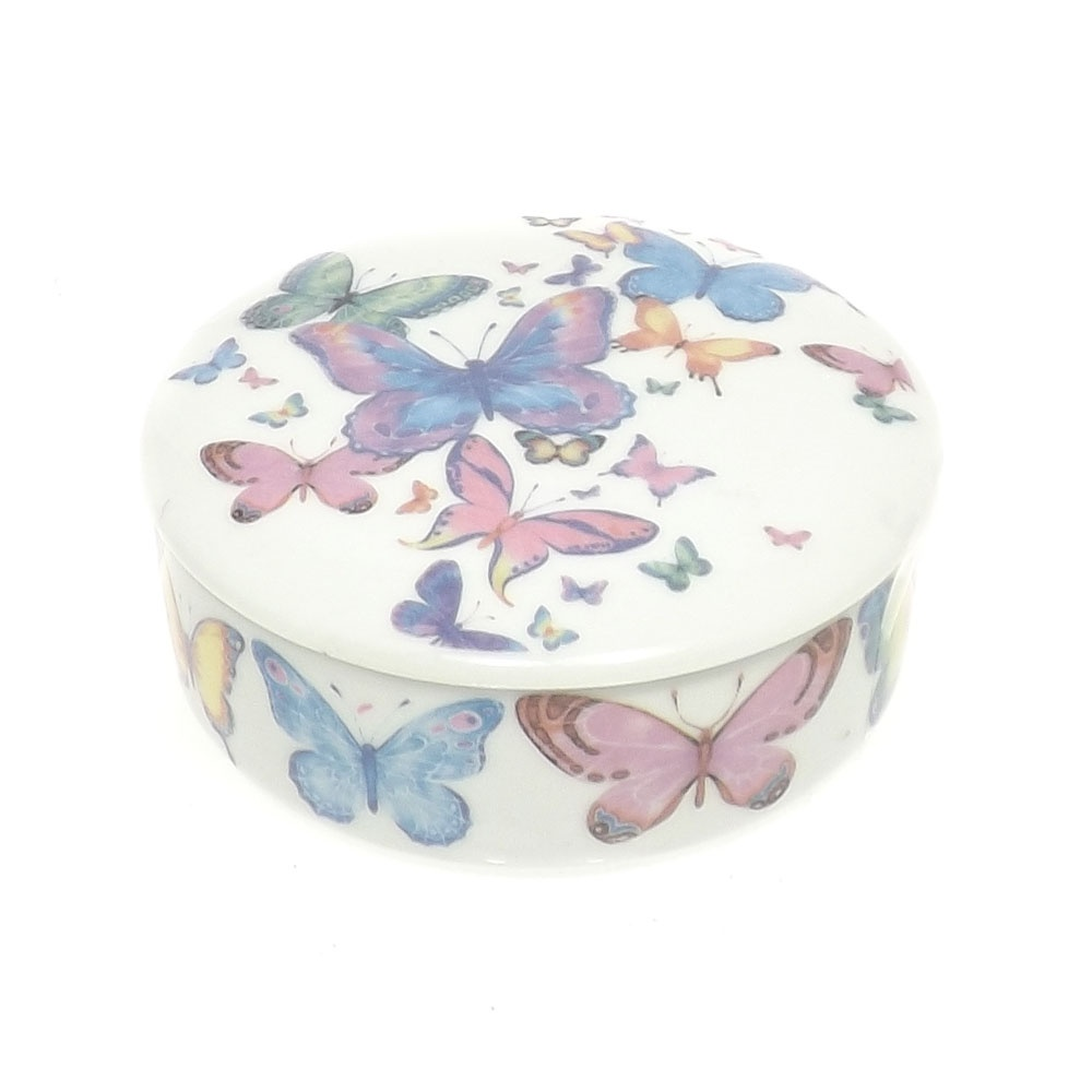 Buy Butterfly Trinket Box
