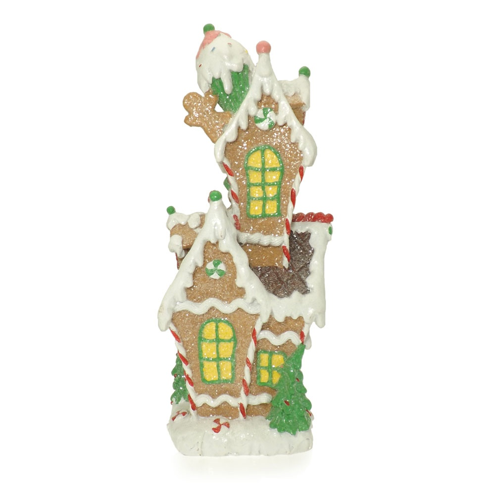 Buy candy gingerbread house decoration