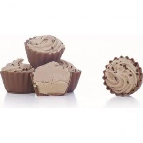 Cappuccino Cupcake Chocolates