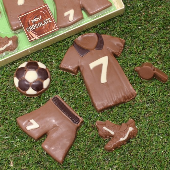 Chocolate Football Kit
