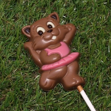 Chocolate Girl Cat Lolly