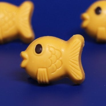 Chocolate Goldfish