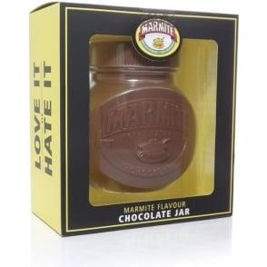Chocolate Marmite Jar
