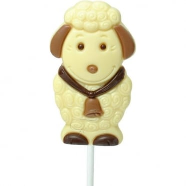 Chocolate Sheep Lolly