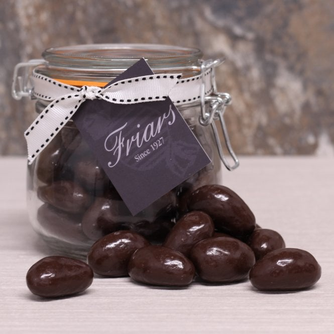 Dark Chocolate Brazil Nuts Gift Jar