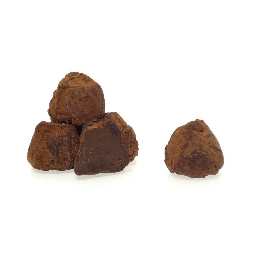 Buy Dark Chocolate Cocoa Dusted Truffles | Dark Chocolate Truffles