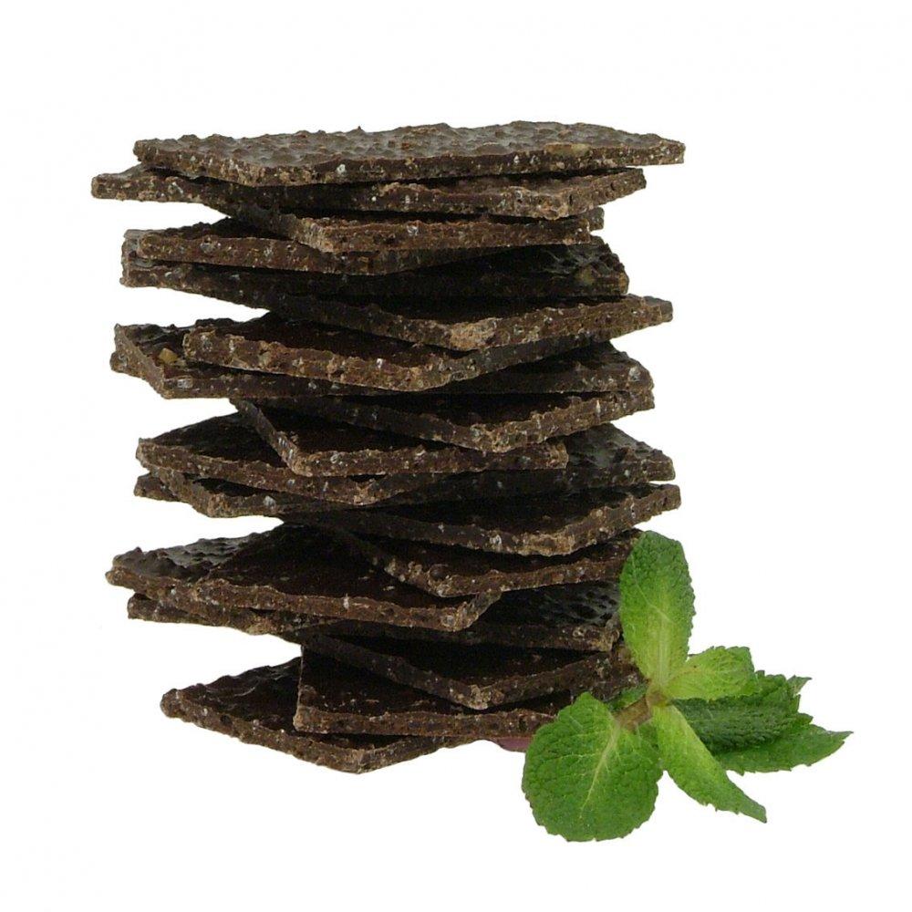 Buy Dark Chocolate Mint Wafers