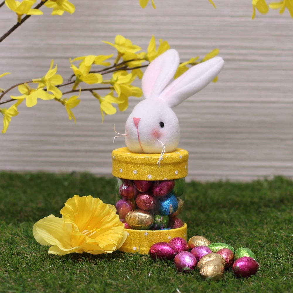 Buy easter bunny gift box easter bunny gift box negle Image collections