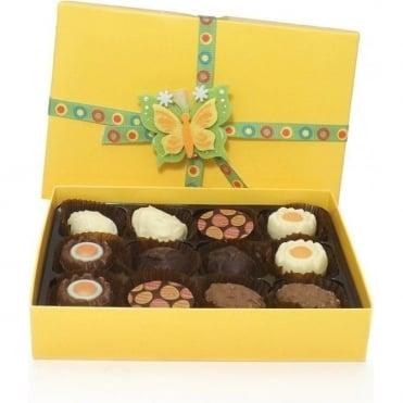Easter Chocolate Box - 12 Chocolates