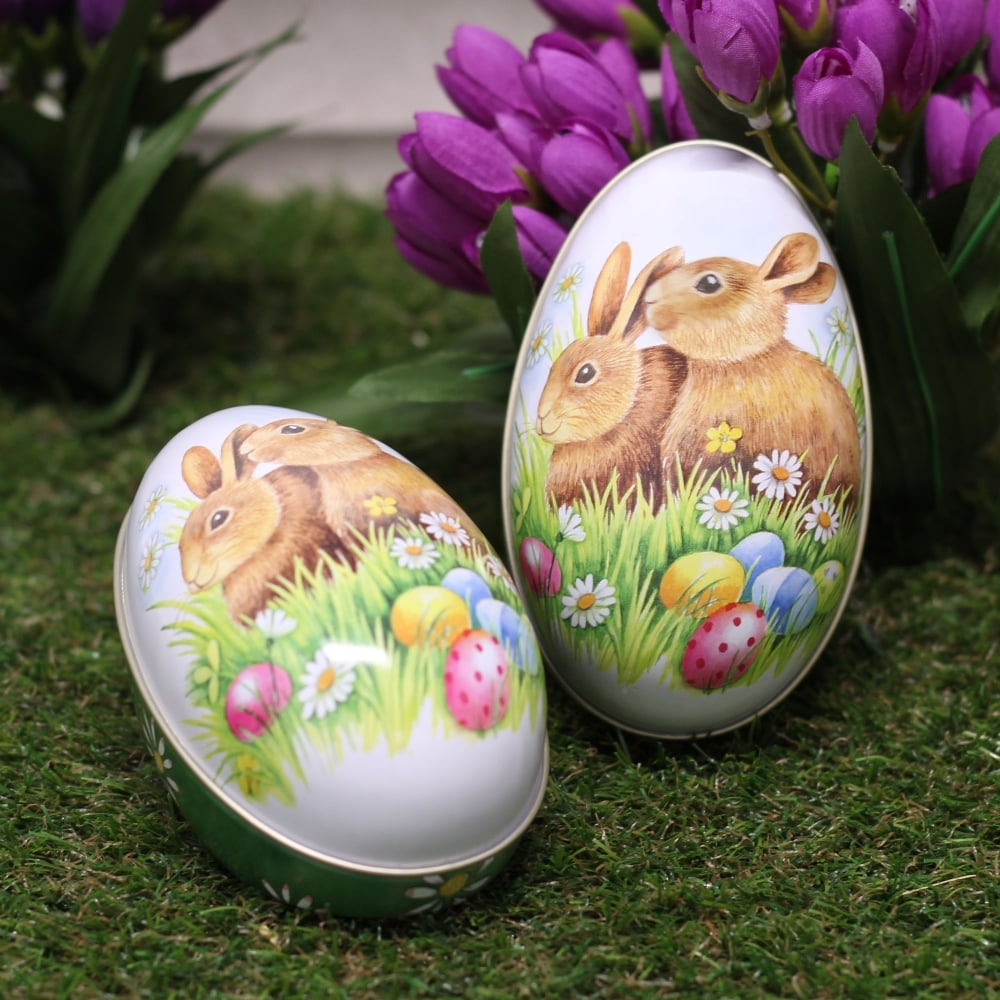 Buy easter egg gift tin easter egg gift tin negle Images