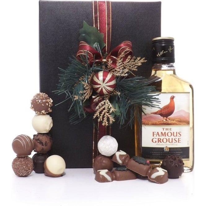 Famous Grouse Christmas Gift Set