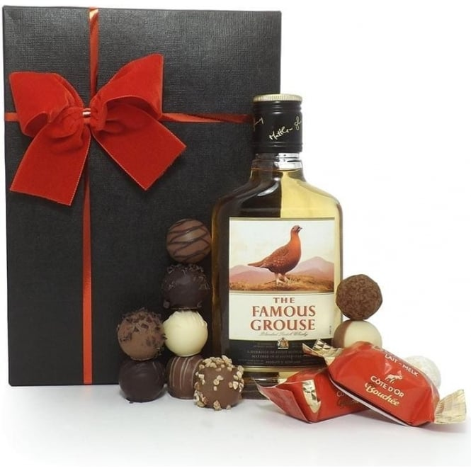 Famous Grouse Gift Box