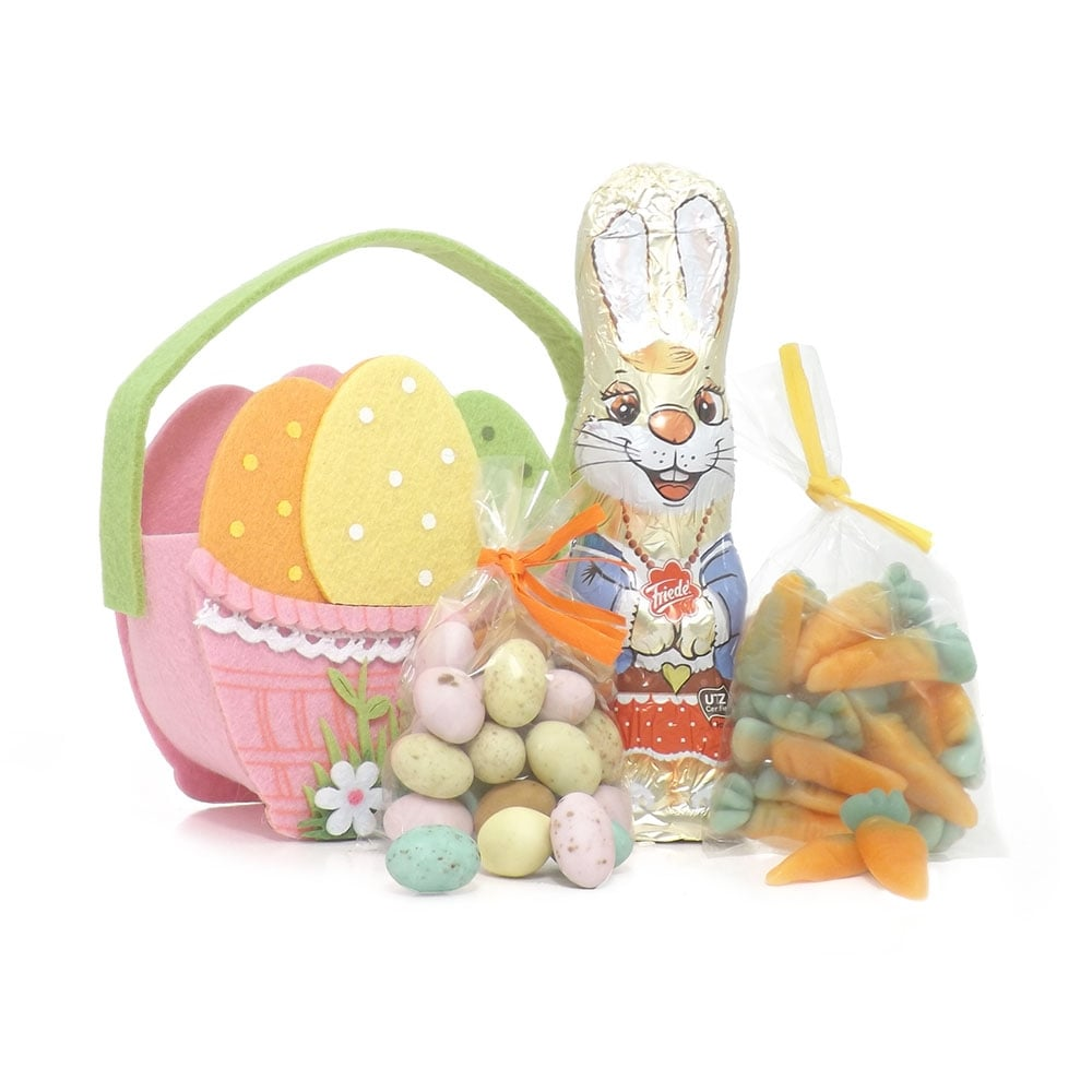 Buy felt easter egg gift bag negle Images