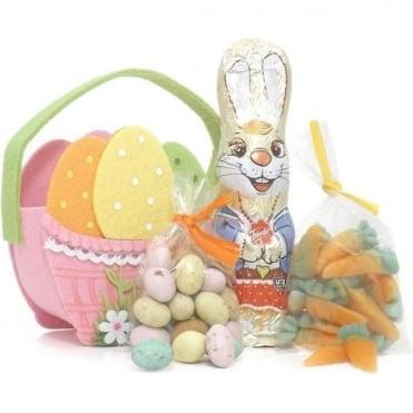 Felt Easter Egg Gift Bag