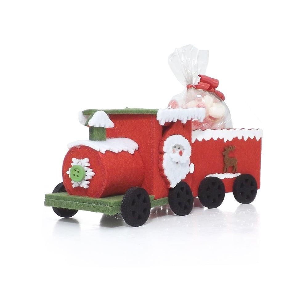 Buy Felt Santa Express Train