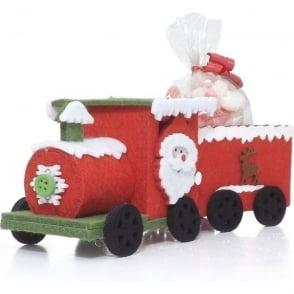 Felt Santa Express Train