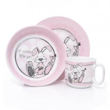Baby Breakfast Set - Pink