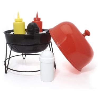 BBQ Condiment Set