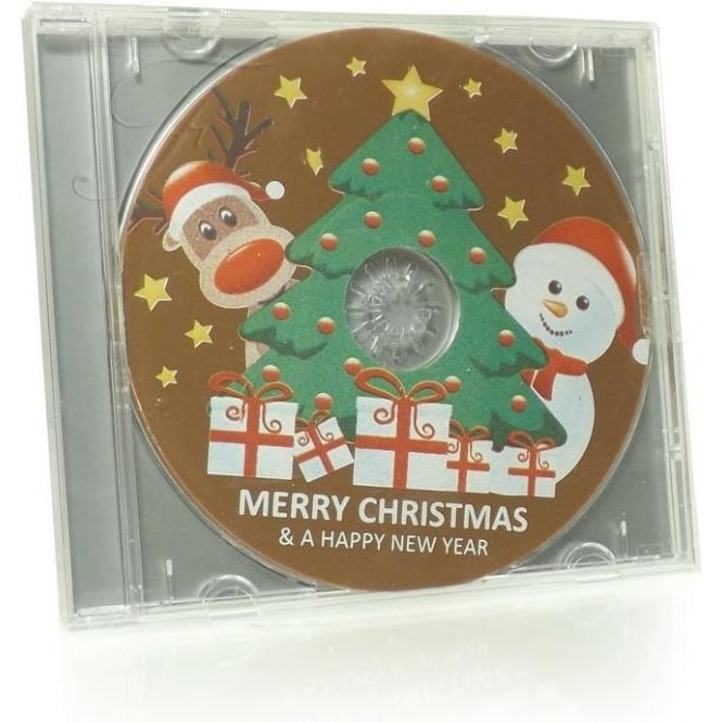 Chocolate Christmas CD