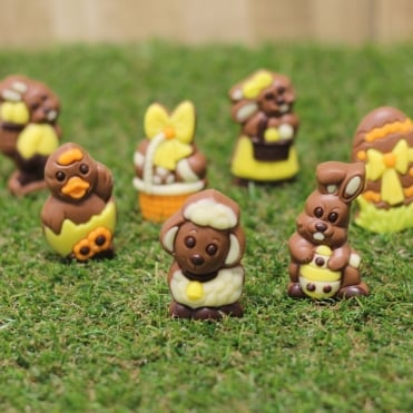 Chocolate Easter Figures