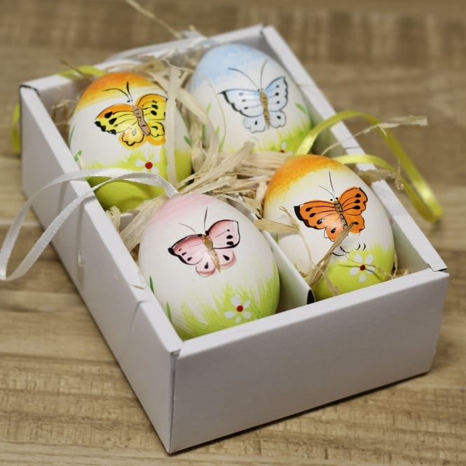 Friars Easter Egg Decorations - Butterflies