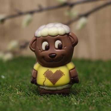 Gluten free easter gifts easter sheep chocolate negle Image collections