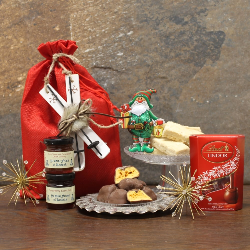 Buy Festive Treats Gift Sack