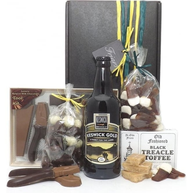 Friars Golden Ale Gift Box