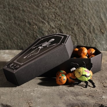 Halloween Coffin Chocolate Box