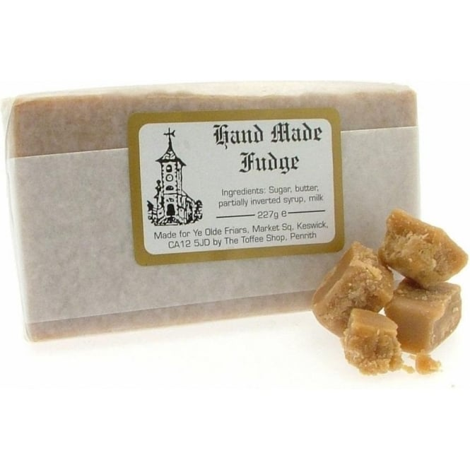Friars Hand Made Butter Fudge Slab - 227g