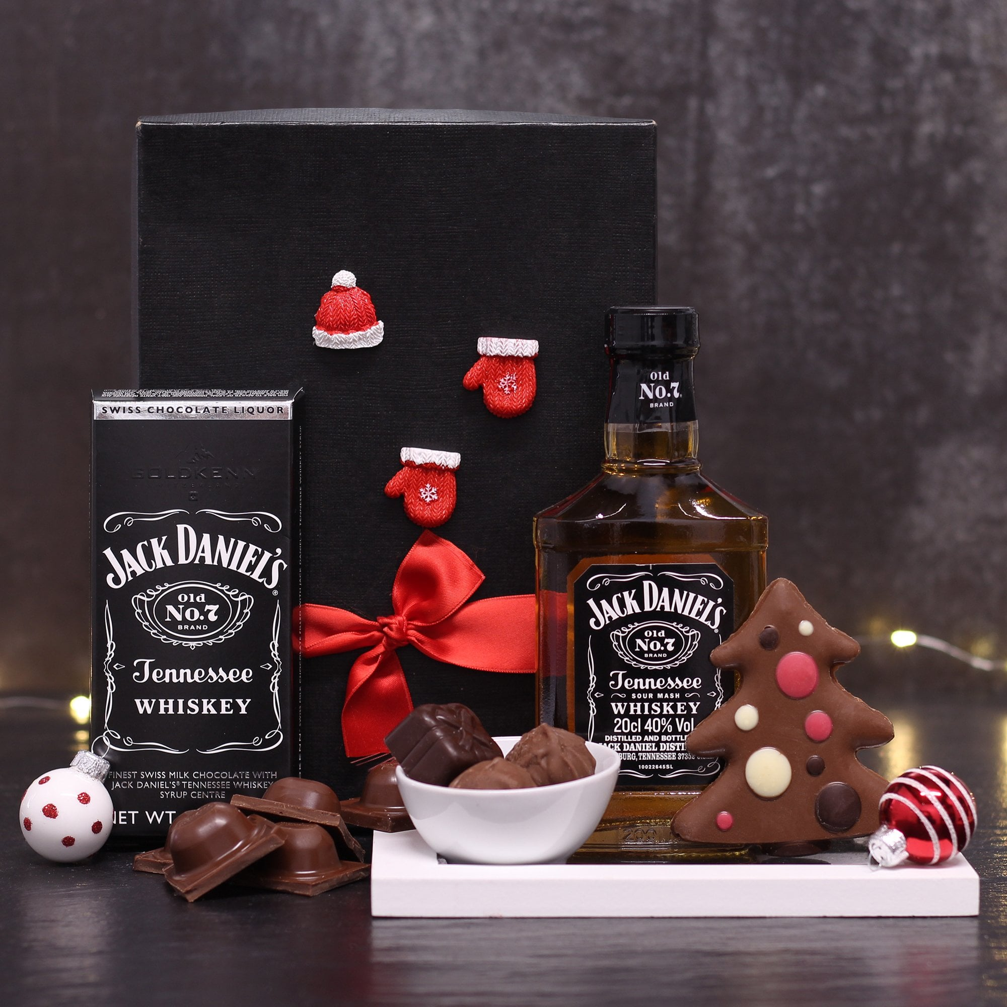 Friars Jack Daniel's Christmas Gift Box