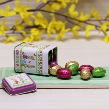 Mini Easter Bunny Tin