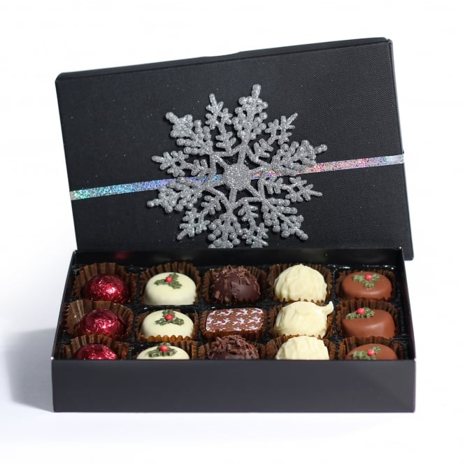 Friars Noel Chocolate Box - 15 Chocolates