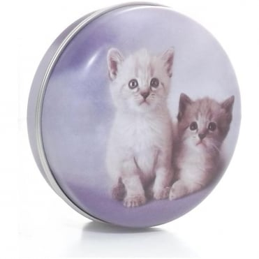 Small Kitten Tin