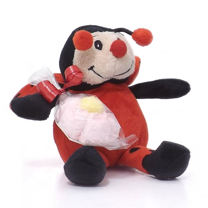 Friars Soft Toy Ladybird