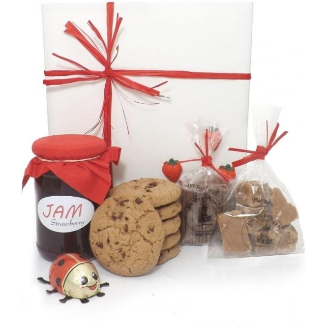 Friars Strawberry Gift Box