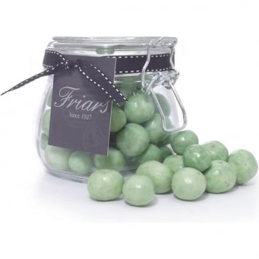 White Chocolate Coated Gooseberries Jar