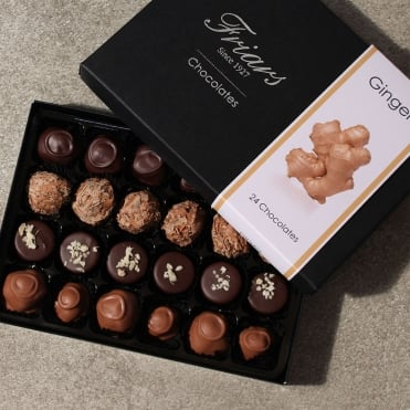 Ginger Chocolate Collection