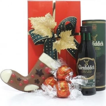 Glenfiddich Miniature Gift Box