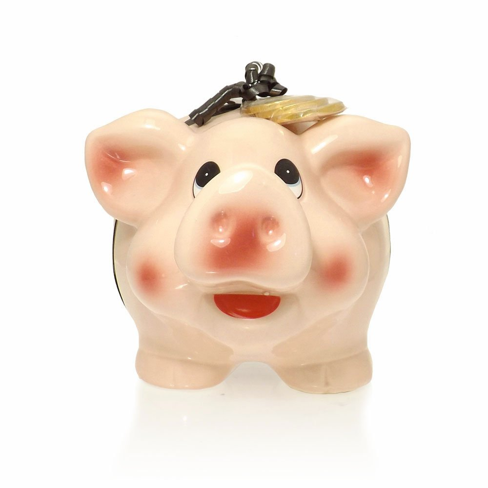 large piggy bank money box. Black Bedroom Furniture Sets. Home Design Ideas