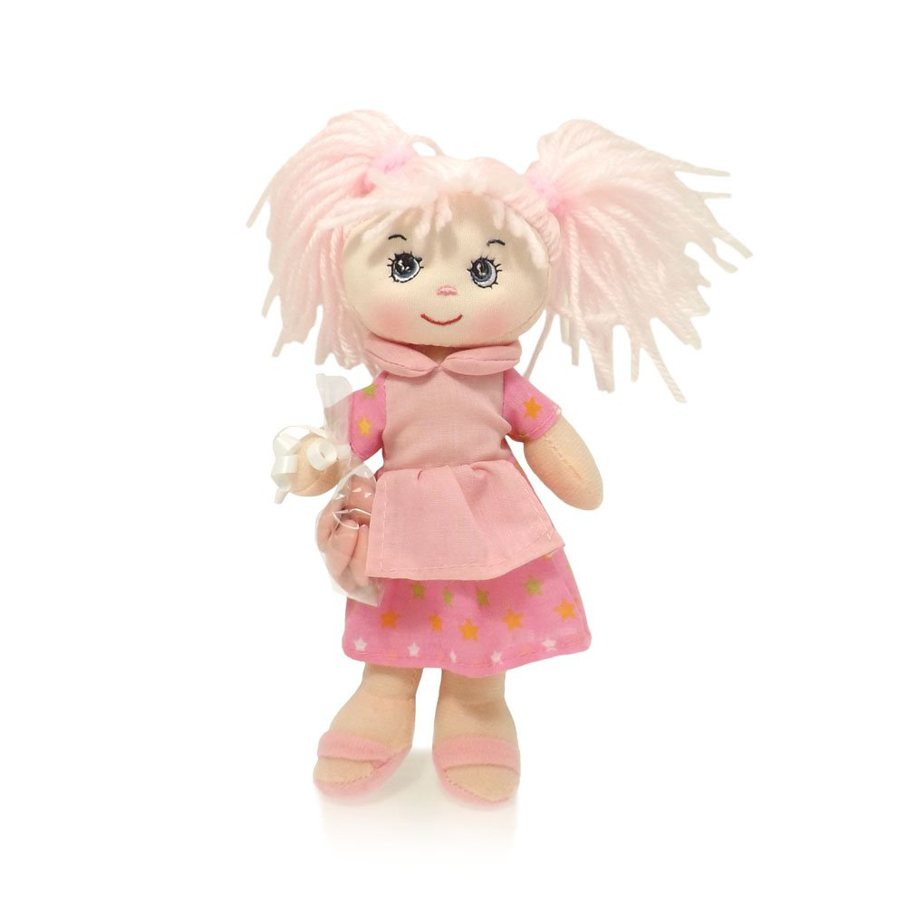 Light Pink Rag Doll