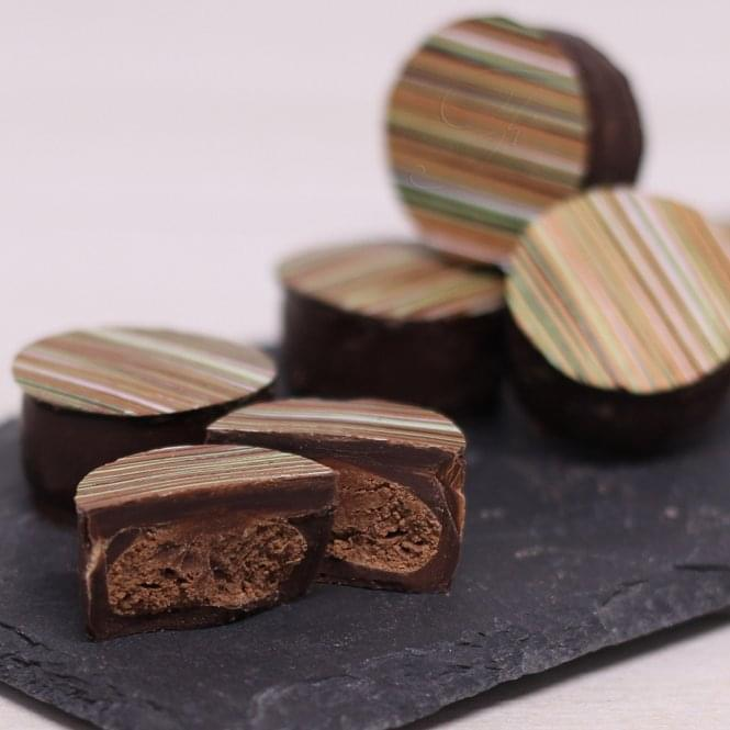 Lime and Chilli Chocolates