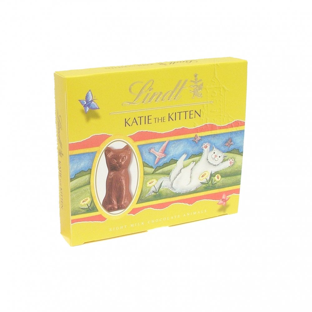 Lindt Chocolate Kittens