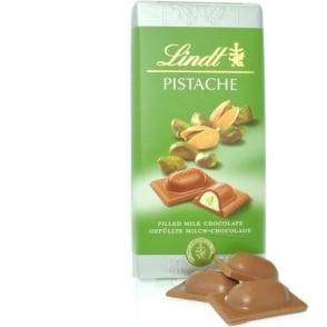 Lindt Pistachio Chocolate Bar